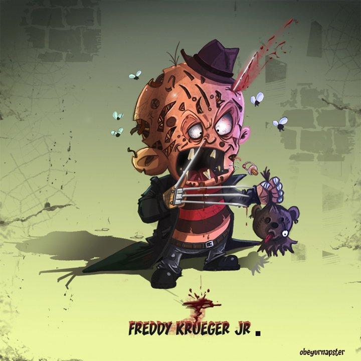 freddy krueger jr    game artisan mini challenge