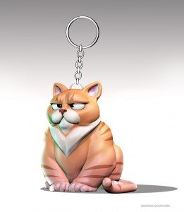 Bibi Cat keys